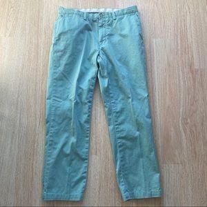 Polo Ralph Lauren Cotton Mint Chino Pants 35/30